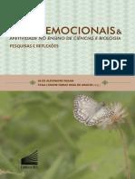 Habilidades socioemocionais & afetividade no ensino de ciências e Biologia