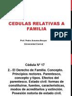 Diapositivas Familia Ex Grado