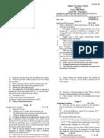 Chemistry XII prefinal 2067 Eureka