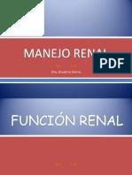 MANEJO RENAL
