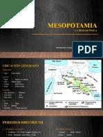05 - Mesopotamia I
