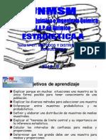 METODOS Y DISTRIBUCIONES DE MUESTREO