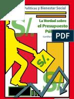 CONT GUB # 4 ESTRUCTURA PRESUPUESTO PUBLICO
