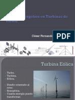 Diseño Energetico en Turbinas de Viento