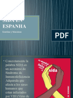 SIDA EN ESPANA