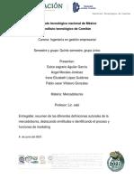 PA2 Resumen de mercadologia.