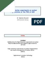 Nuclear Fragmemttal