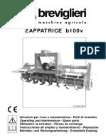 Zappatrice b100v - Z1000028