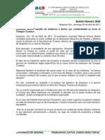 Boletín_Número_2856_Alcalde_RespaldoHoteleros_Tianguis