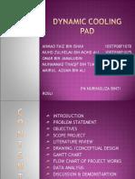 Dynamic cooling pad final