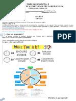 Guía integrada No 4