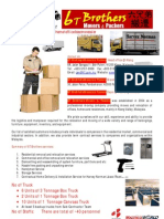 6T Brothers Movers & Packers Company Profile