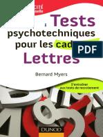 Tests psychotechniques pour les cadres – Lettres by Bernard Myers (z-lib.org)
