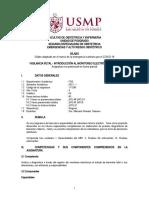 SILABO II. Vigilancia fetal (1)