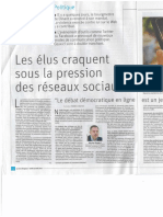 """""""Le débat démocratique en ligne est un jeu de dupes"""""""