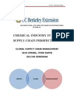 Chemical Industry in Turkey by Selcuk Denizhan