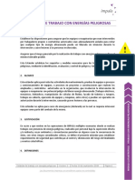 Estandar Trabajo Energías Peligrosas-V2 100920