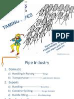Taming Pipes