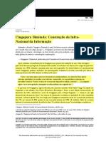 Estácio de Sá - MBA Gestão Empresarial - CASO HARVARD - Gestão Estratégica - CINGAPURA ILIMITADA