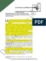 Estácio de Sá - MBA Gestão Empresarial - CASO HARVARD - Finanças e Formação de Preços - Estratégia de Preços na Officenet Staples