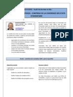 ACCESS-EXCEL - SQL - Audit de données - Valorisation des stocks