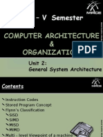 2. General System Architecture