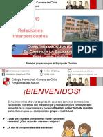 1 ORIENTACIÓN CLASE19