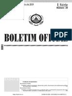 bo_22-02-2019_20 - Decreto -Lei 8 e 9- Educação
