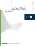 email service provider evaluation 1