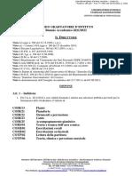 Bando Graduatorie Di Istituto a.a. 2021-2022