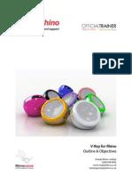 Simply Rhino V-Ray for Rhino Training