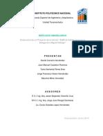 Evaluación de Un Proyecto de Inversión Edificio Habitacional en La Delegación Miguel Hidalgo