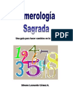 Numerologia Sagrada 2021