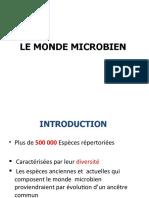 LE MONDE MICROBIEN_2019