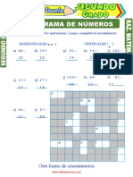 Crucigrama-de-Números-para-Segundo-Grado-de-Primaria