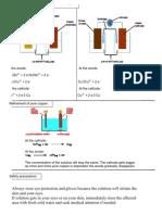 electrochemical proj