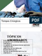 11. Tempos Cirurgicos