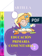 2-Cartilla Didáctica 2do. Año Prim