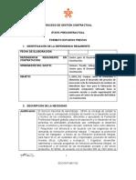 Formato estudios previos F -CDHC 2021 materiales Yeso 14-05-2021