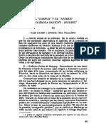 La Polemica Savigny-Ihering