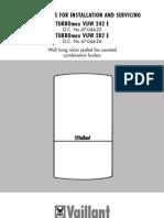 Turbomax VUW 242E 282E