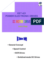 DC Motor Drives [Compatibility Mode]