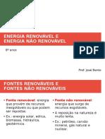 03 Energia renovável e não renovável