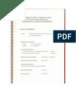Produccion de Inoculos Con Cepas de Rhizobium Sp