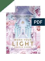 Significado cartas el oraculo de la luz