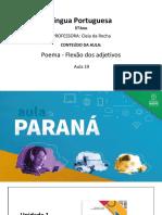 Língua _ Portuguesa_6 Ano_ Slide Aula 19