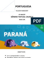 Língua _ Portuguesa_6 Ano_ Slide_ Aula124