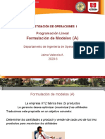 Formulación de Modelos (a) 2020-3