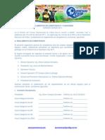 Reglamento de Competencia y Sanciones Queretaro Cup 2011
