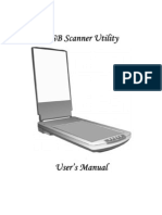 manual scanner md 5345